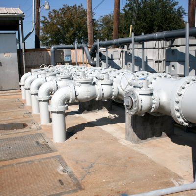 Emergency Power Pumps at City Lift Stations, Phase I and II - City of Sugar Land, 2009 and 2014