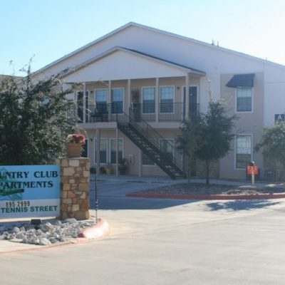 Country Club Apartments - Private Developer, 2008