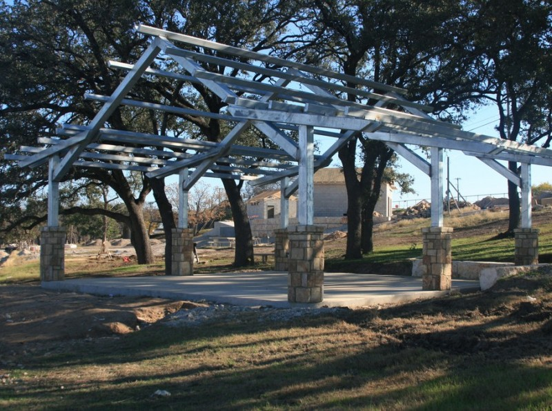 Louise Hays Park Improvements – City of Kerrville