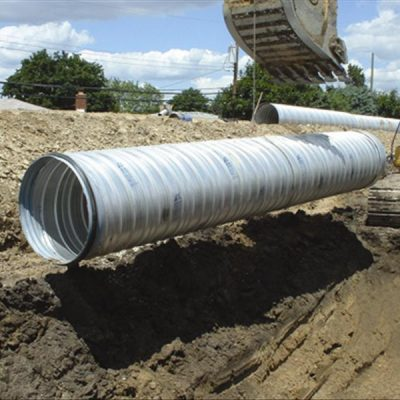 Burleson Boulevard Drainage Evaluation and Storm Sewer Design - City of Kerrville, 2010