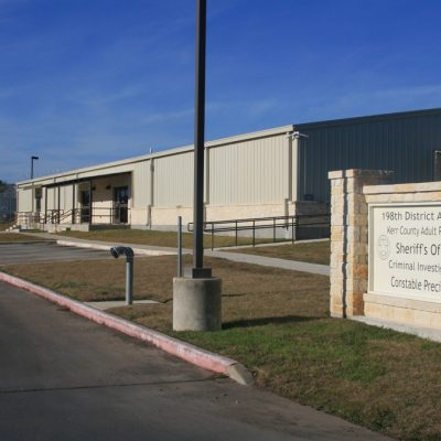 Kerr County Sheriff's Office -  Kerr County, 2009