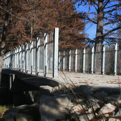 River Trail Hike and Bike Trail - City of Kerrville, 2011