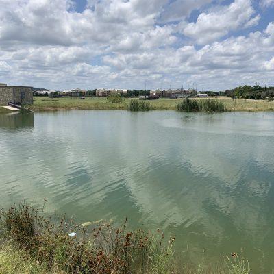 Schreiner University Reclaimed Wastewater Pond